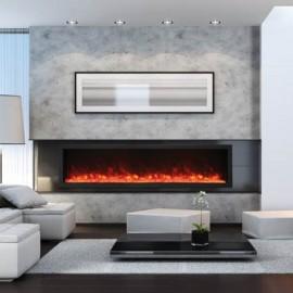 AMANTII® PANORAMA EXTRA TALL™ BI-88-DEEP-XT Electric Fireplace