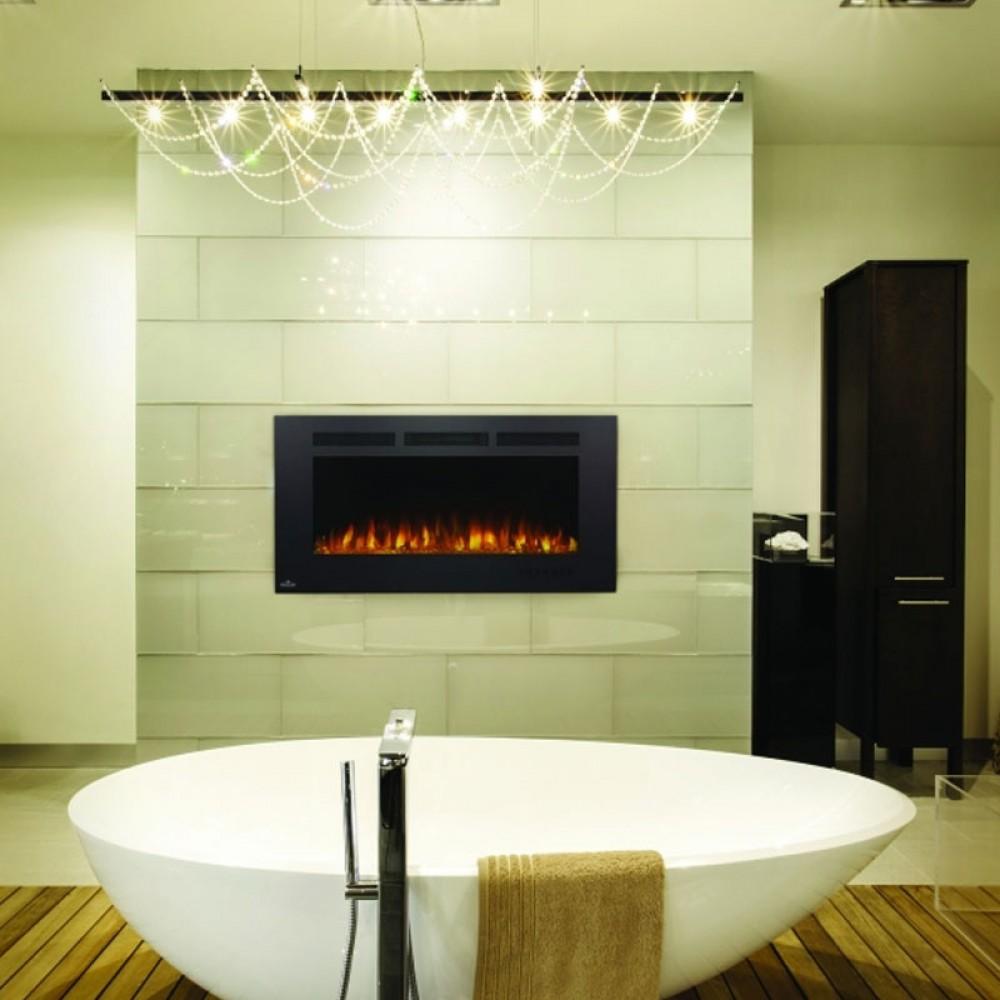 NAPOLEON® ALLURE PHANTOM™ NEFL42FH-MT Electric Fireplace