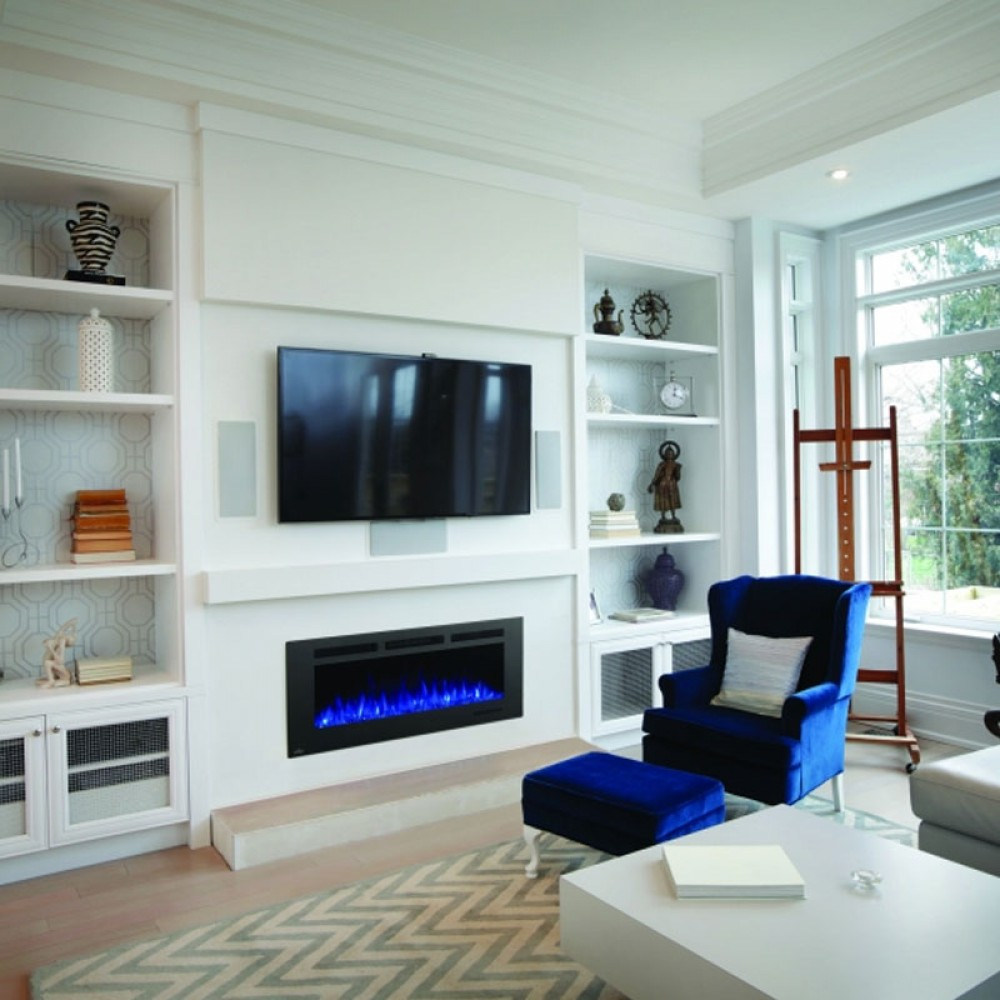 NAPOLEON® ALLURE PHANTOM™ NEFL50FH-MT Electric Fireplace